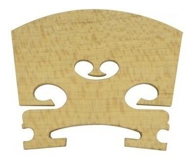 puente para violin de arce 4/4 y 3/4