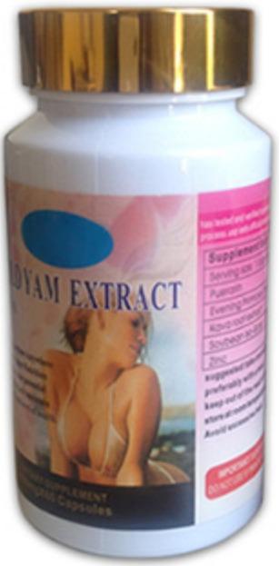Pueraria Mirifica 100% Natural 60 Capsulas 500 Mg. - $ 16