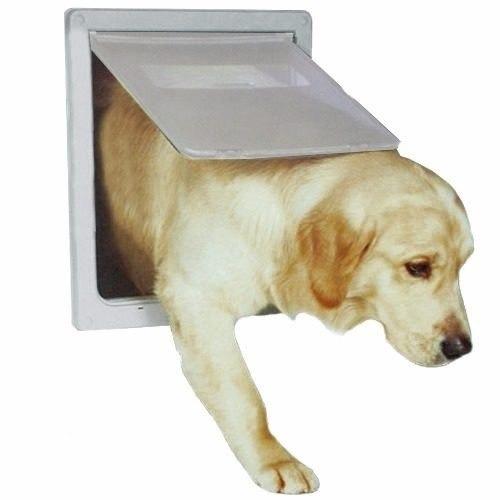 puerta abatible talla xl para perros  pethome chile