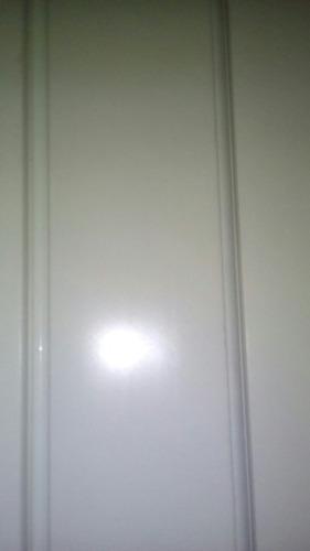 puerta acordeón plegable blanca pvc