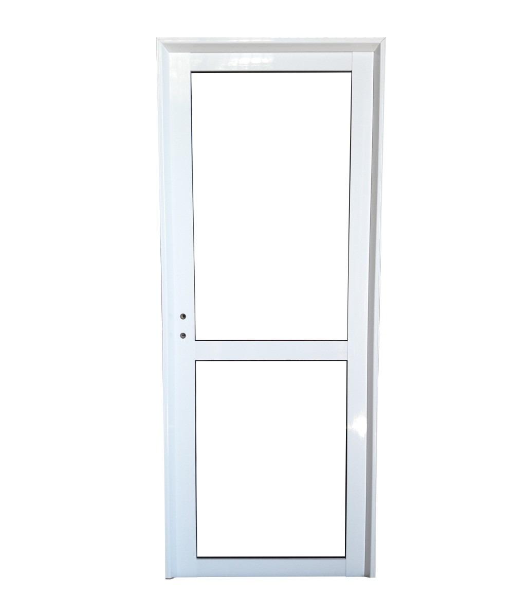 Puertas aluminio blanco exterior good puertas de for Precio puerta aluminio blanco exterior