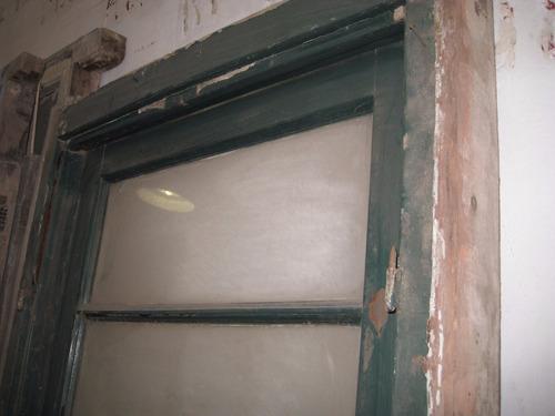 puerta americana de cedro