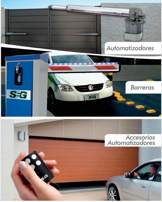 Puerta automatica motor seg porton automatico 3 for Motor puerta automatica