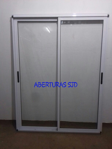 puerta balcon modena 150x200 vidrio hermetico dvh 4+9+4 33
