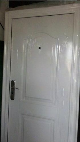 puerta blindada de 90 chapa acero nucleo roca volcanica