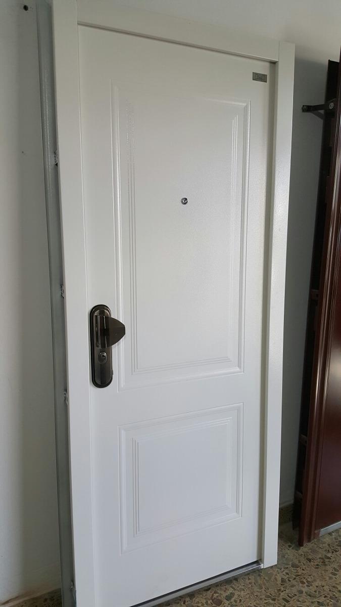 Puertas blindadas a medida simple puertas bernardo for Puerta blindada casa