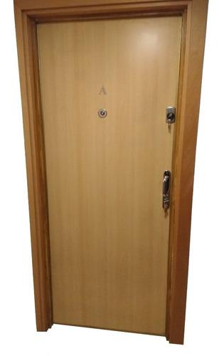 puerta blindada mesquita hnos premium pre marco instalación