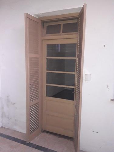 puerta cedro de 75 cm