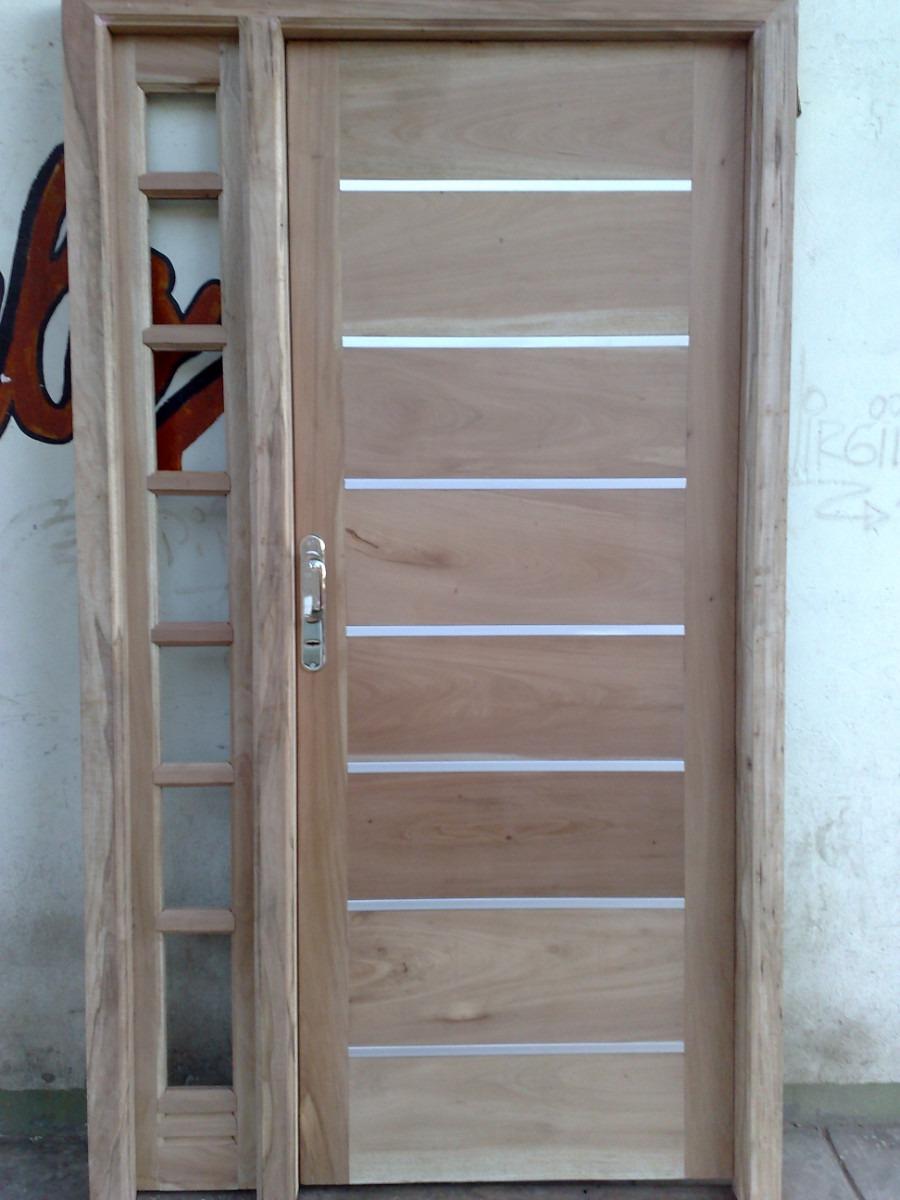 hacer una puerta de madera excellent premarcos de madera