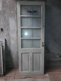 Puertas Ventanas De Madera Vidrio Repartido Aberturas Puertas Es
