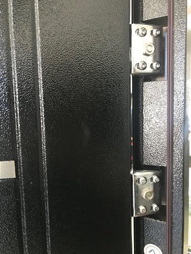 puerta chapa seguridad multianclaje llave computada 80x200