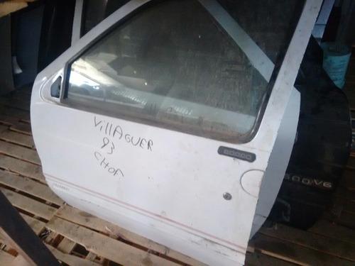 puerta chofer villaguer 93-96 solo cascaron