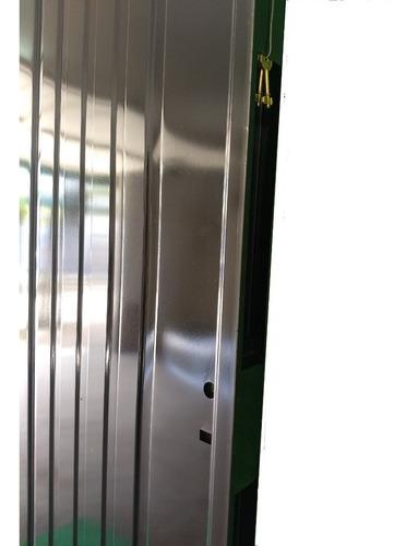 puerta ciega chapa simple ciega economica 70x200 alfa