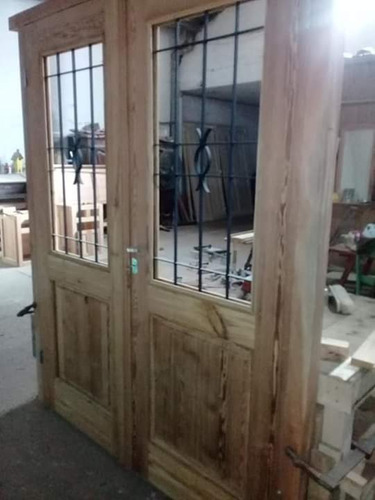 puerta colonial pinotea