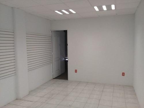 puerta condesa renta local en piso 1 de 33 mts en $13,000