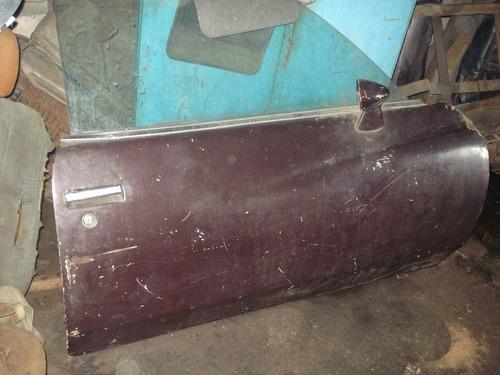 puerta copiloto de monte carlos año 79 y 80 sin vidrio