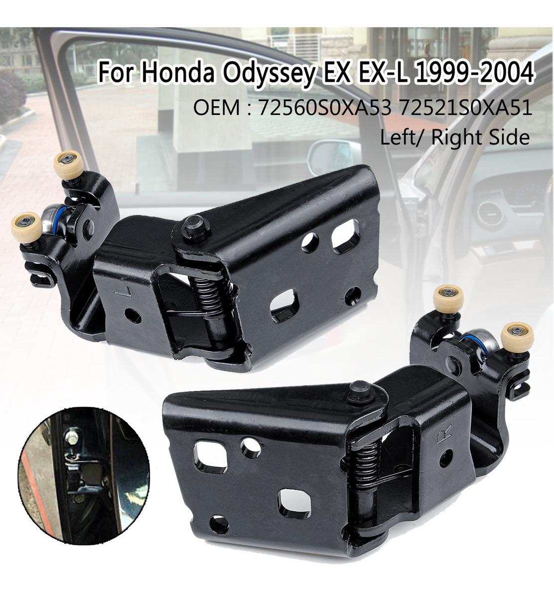 Right Power Sliding Door Center Roller 72521-S0X-A51 for 1999-2004 Honda Odyssey