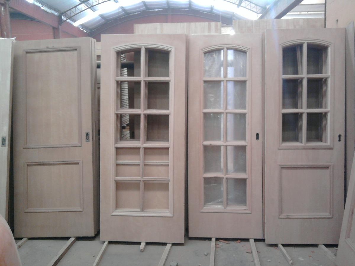 Puerta corrediza vidrio box cabina de ducha esquinera - Puertas madera y vidrio ...