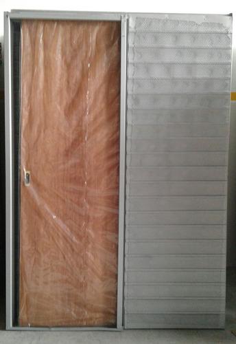 puerta corrediza embutir chapa 18 cedro 90x200 tabique 10/15