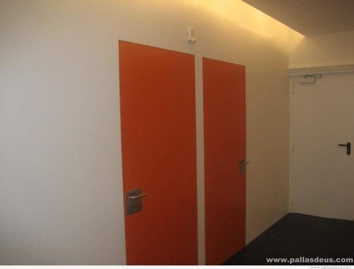puerta de acrilico color ambar 80x2.00