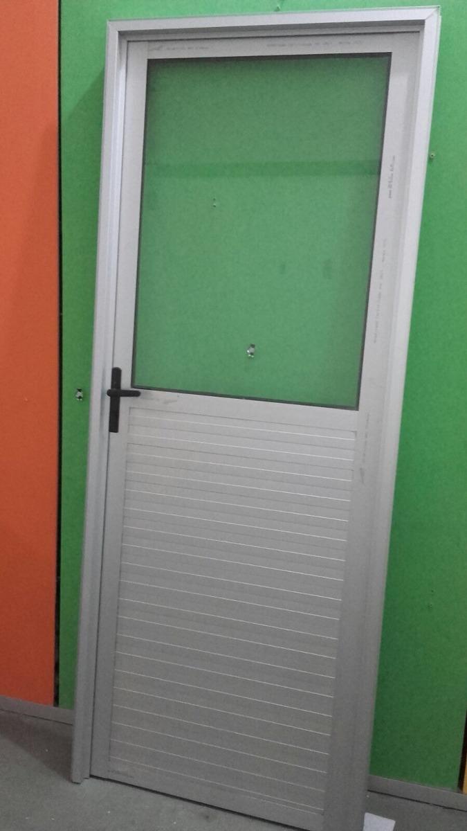 Puerta de aluminio en mercado libre for Cuanto sale una puerta