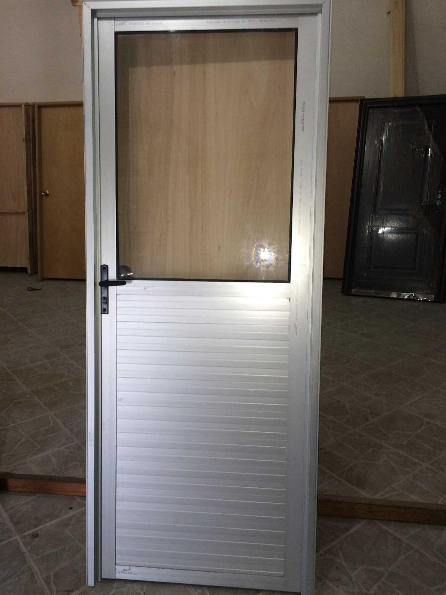 Puerta de aluminio en mercado libre - Aluminio para puertas ...