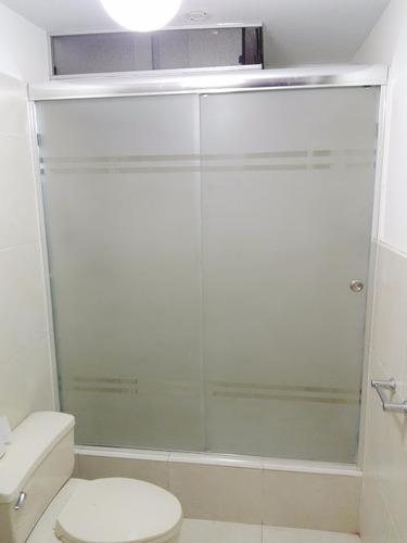 puerta de ducha,  cristal templado