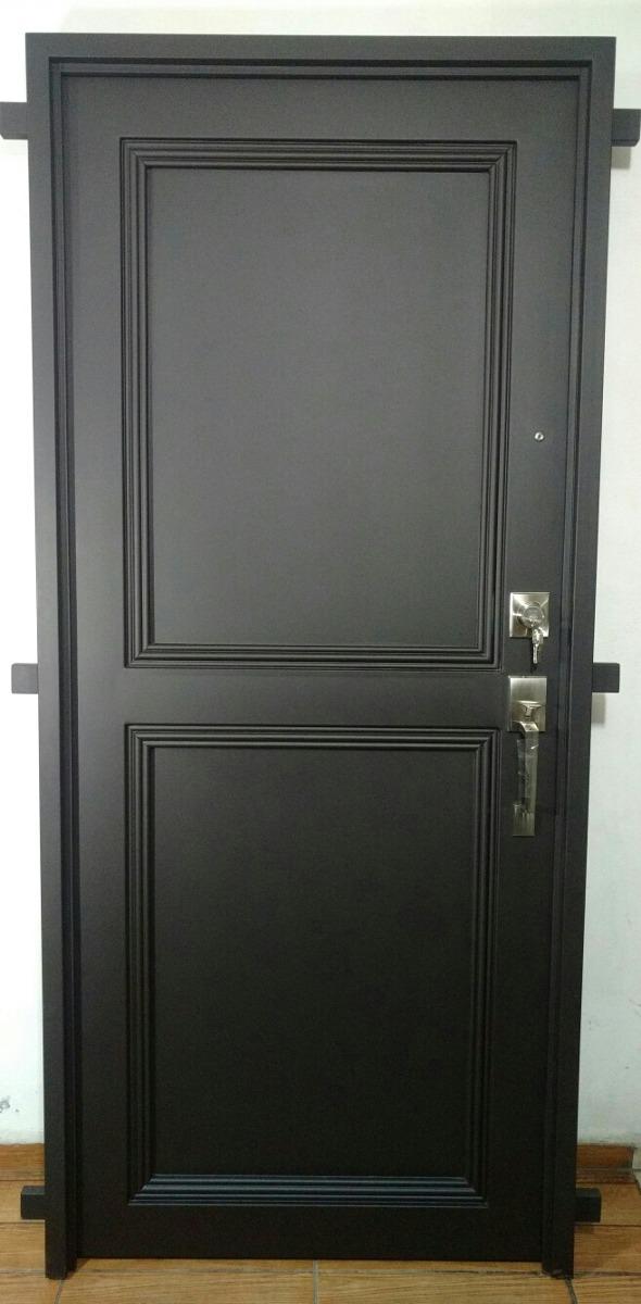 Puerta De Herrería Forja Molduras - $ 6,980.00 en Mercado ...