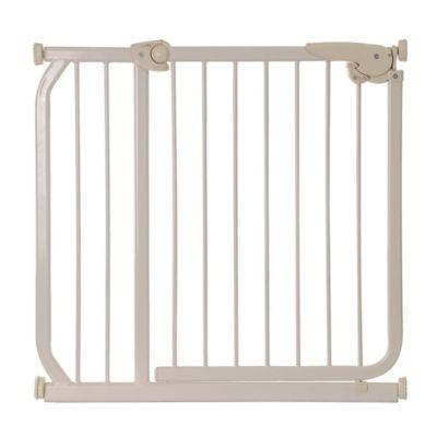 Puerta de proteccion reja seguridad importada escalera s - Proteccion escaleras ninos ...