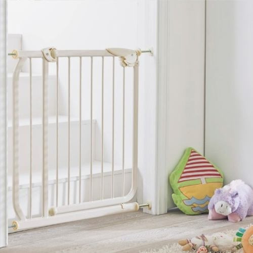 Puerta de proteccion reja seguridad importada escalera s 229 00 en mercado libre - Puertas seguridad ninos ...