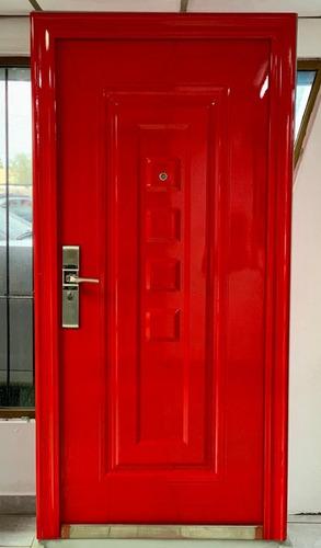 puerta de seguridad 100% acero