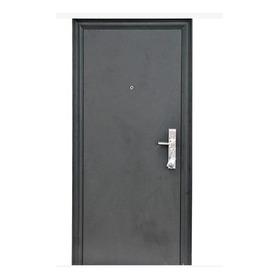Puerta De Seguridad 96 Cm Cerradura Multianclaje