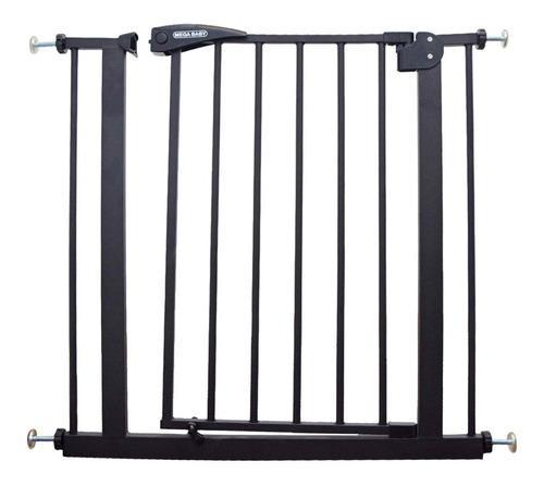 puerta de seguridad barrera metalica mega baby en creciendo