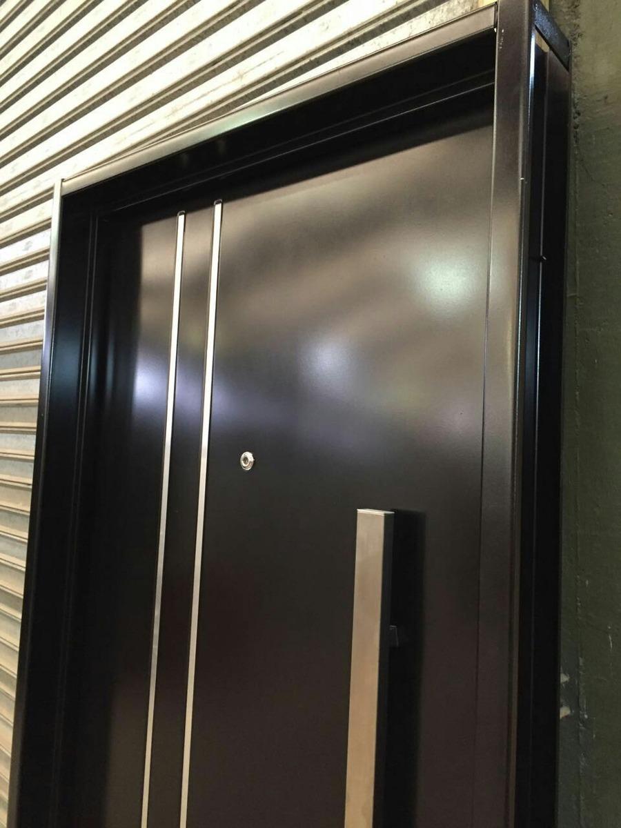 Puerta De Seguridad Doble Chapa 20 Marco Chapa 18 Ancho 90 - $ 5.990 ...