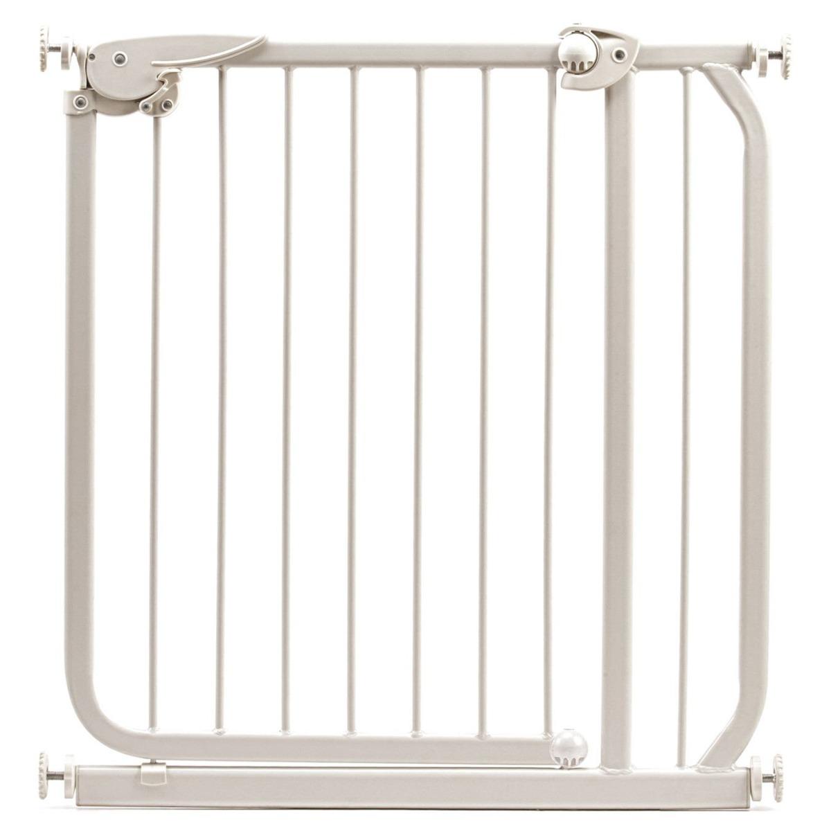puerta de seguridad metalica escalera pasillos bebe
