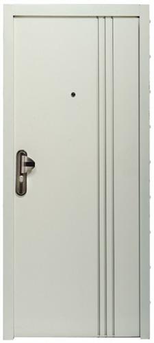 puerta de seguridad multianclaje blindada 80x200 derecha