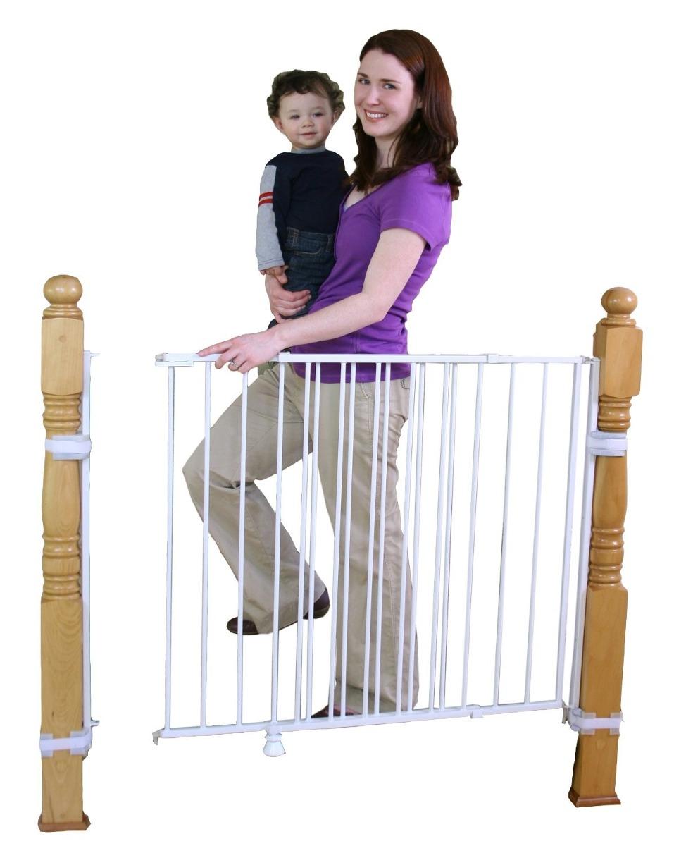 Puerta de seguridad para ni os acero facil montaje - Puertas de seguridad ninos ...
