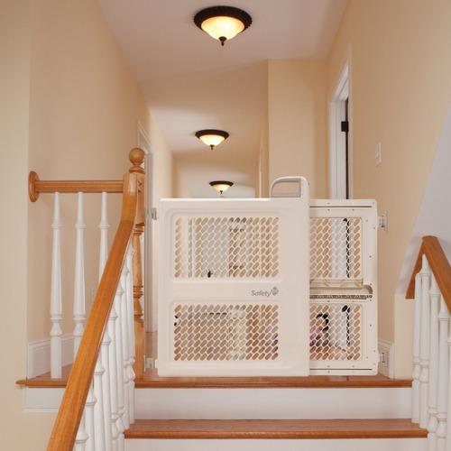 puerta de seguridad para niños safety 1st indicador