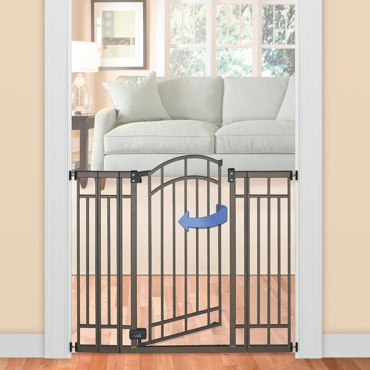 Puerta de seguridad para ni os summer infant acabado - Puertas seguridad ninos ...