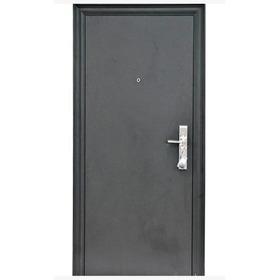 Puerta De Seguridad Premium 9cm Espesor Cerradura Semiautom