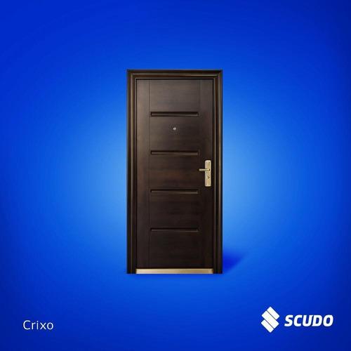 puerta de seguridad scudo