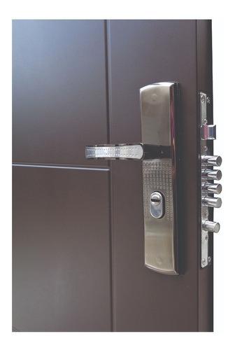 puerta de seguridad xe dublín s1 apertura der. acero 100% ch
