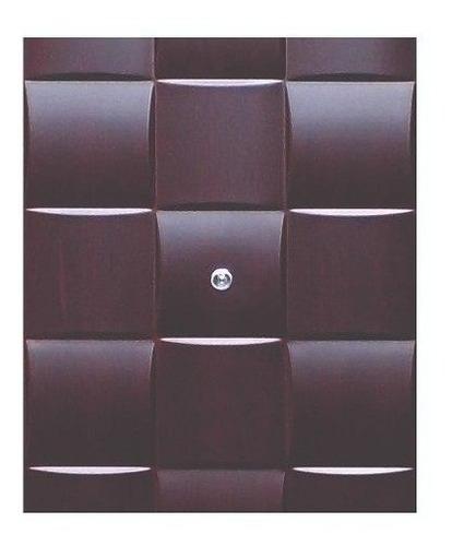 puerta de seguridad xe luxury apertura der acero 100% ca