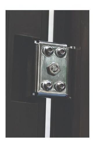puerta de seguridad xe luxury c/fijo aper der acero 100% ch