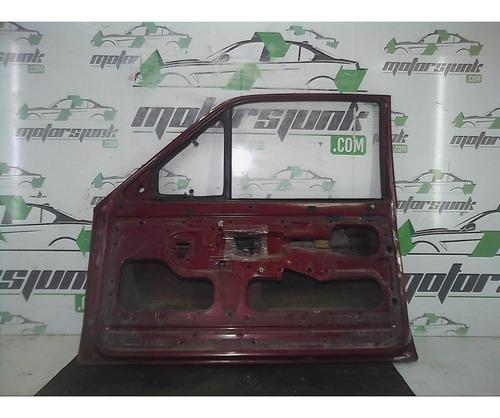 puerta del der volkswagen gol gl 1995 sedan 3 puertas 2519