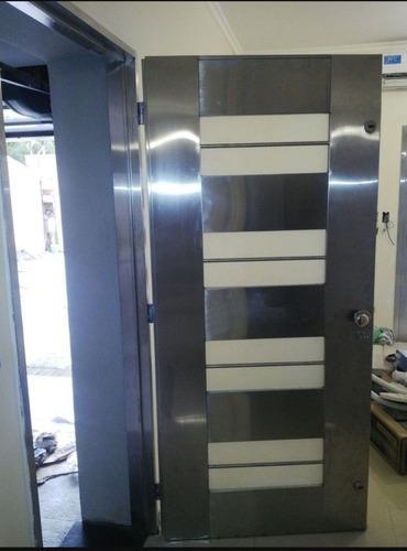 puerta doble acenox