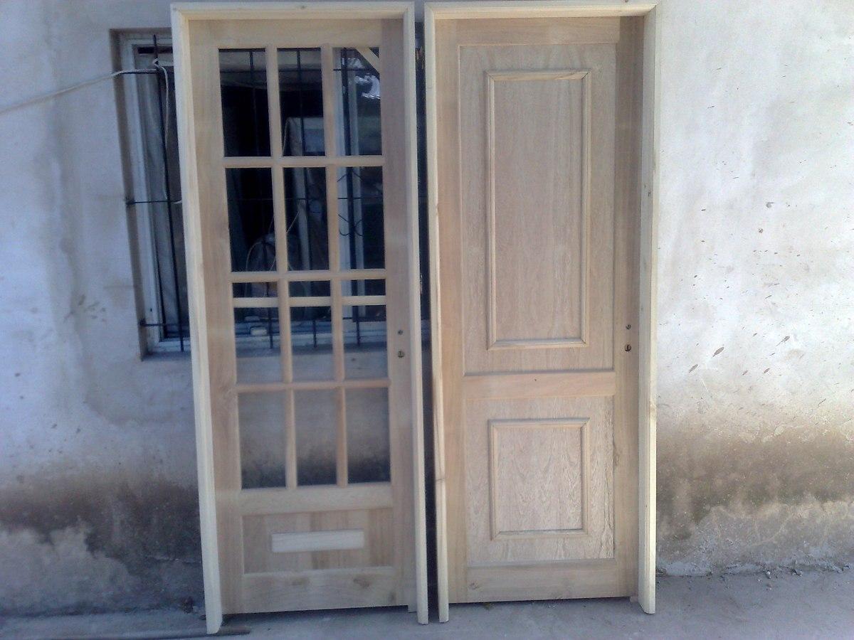 Puertas de madera con vidrio free ventana ventanas madera - Puertas madera y vidrio ...
