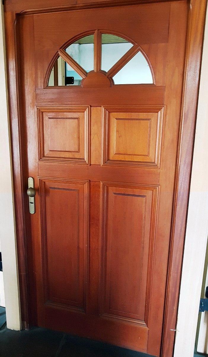 Puerta entrada madera puerta entrada with puerta entrada for Puerta entrada madera