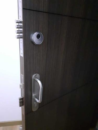puerta entrada segura