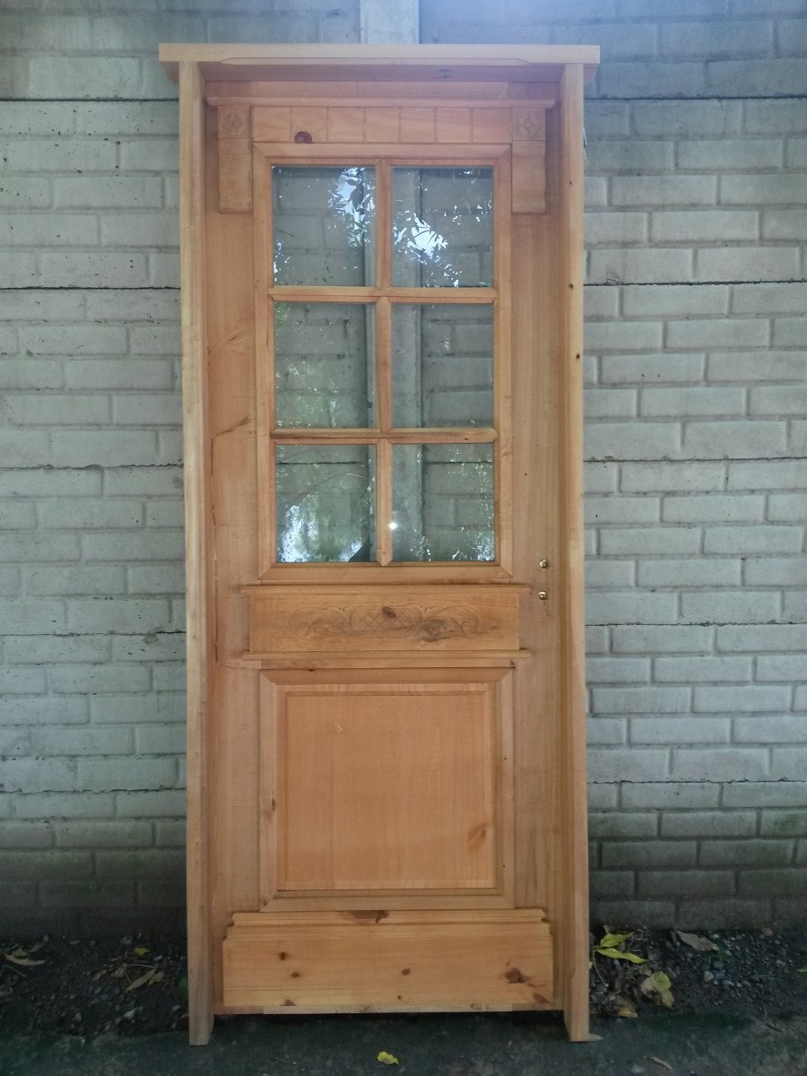 Puertas Exterior Con Cristal Simple Zoom With Puertas